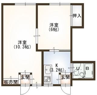 ハイツベア33号室.JPG